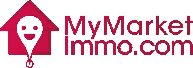 My Market immo Logo IntroFilmBlanc - Agence Brice